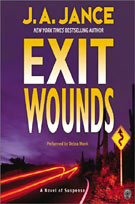 Exit Wounds (MP3): Joanna Brady Series, Book 11