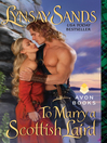 To Marry a Scottish Laird (eBook)