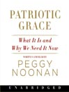 Patriotic Grace (MP3): What It Is and Why We Need It Now
