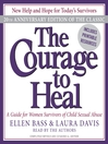 The Courage to Heal (MP3)