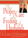 The Proper Care & Feeding of Husbands (MP3)