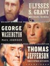 Eminent Lives (MP3): The Presidents Collection