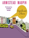 Significant Others (MP3): Tales of the City Series, Book 5