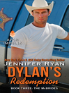 Dylan's Redemption (eBook): Book Three: The McBrides