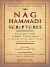 The Nag Hammadi Scriptures (eBook)