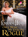 Once More, My Darling Rogue (eBook)
