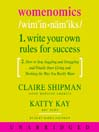 Womenomics (MP3): Write Your Own Rules for Success