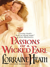 Passions of a Wicked Earl (eBook): London's Greatest Lovers Series, Book 1