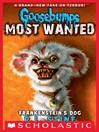 Frankenstein's Dog (eBook)