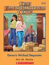Dawn's Wicked Stepsister (eBook): Baby-Sitters Club Series, Book 31