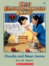 Claudia and Mean Janine (eBook): Baby-Sitters Club Series, Book 7