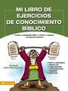 Mi libro de ejercicios de conocimiento bíblico (eBook)