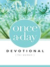 Once-A-Day Devotional for Women (eBook)