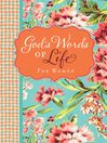 God's Words of Life for Women (eBook)