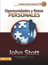 Oportunidades y retos personales (eBook)