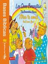 Los Osos Berenstain, Dios te ama / God Loves You (eBook)