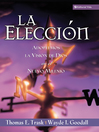 elección (eBook)