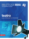 Biblioteca de ideas (eBook): Teatro