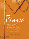 Prayer (MP3): Your Own Letter to God