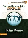 Oportunidades y retos sociales (eBook)
