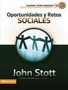 Oportunidades y retos sociales (eBook)