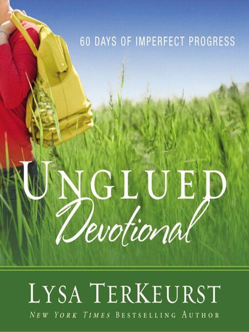 Unglued Devotional (MP3): 60 Days of Imperfect Progress