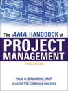 The AMA Handbook of Project Management (eBook)