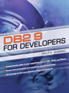 DB2 9 for Developers (eBook)
