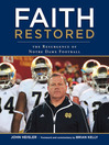 Faith Restored (eBook): The Resurgence of Notre Dame Football