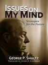 Issues on My Mind (eBook): Strategies for the Future