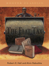 The Flat Tax (eBook)