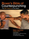 Boxer's Bible of Counterpunching (eBook): The Killer Response to Any Attack