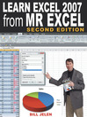 Learn Excel 97 Through Excel 2007 from Mr. Excel (eBook): 377 Excel Mysteries Solved!