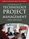 Fundamentals of Technology Project Management (eBook)