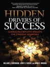 Hidden Drivers of Success (eBook): Leveraging Employee Insights for Strategic Advantage