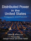 Distributed Power in the United States (eBook): Prospects and Policies