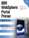 IBM WebSphere Portal Primer (eBook): Second Edition