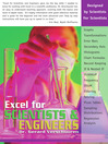 Excel for Scientists and Engineers (eBook)