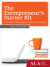 The Entrepreneur's Starter Kit (eBook): 50 Things to Know Before Starting a Business
