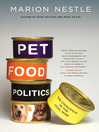 Pet Food Politics (eBook): The Chihuahua in the Coal Mine