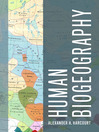 Human Biogeography (eBook)