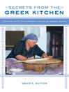 Secrets from the Greek Kitchen (eBook): Cooking, Skill, and Everyday Life on an Aegean Island