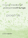 This Connection of Everyone with Lungs (eBook): Poems