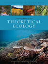 Encyclopedia of Theoretical Ecology (eBook)