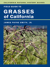 Field Guide to Grasses of California (eBook)