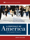 A Portrait of America (eBook): The  Demographic Perspective