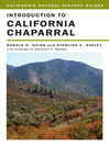 Introduction to California Chaparral (eBook)