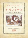 Peasant and Empire in Christian North Africa (eBook)