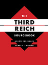 The Third Reich Sourcebook (eBook)