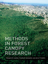 Methods in Forest Canopy Research (eBook)